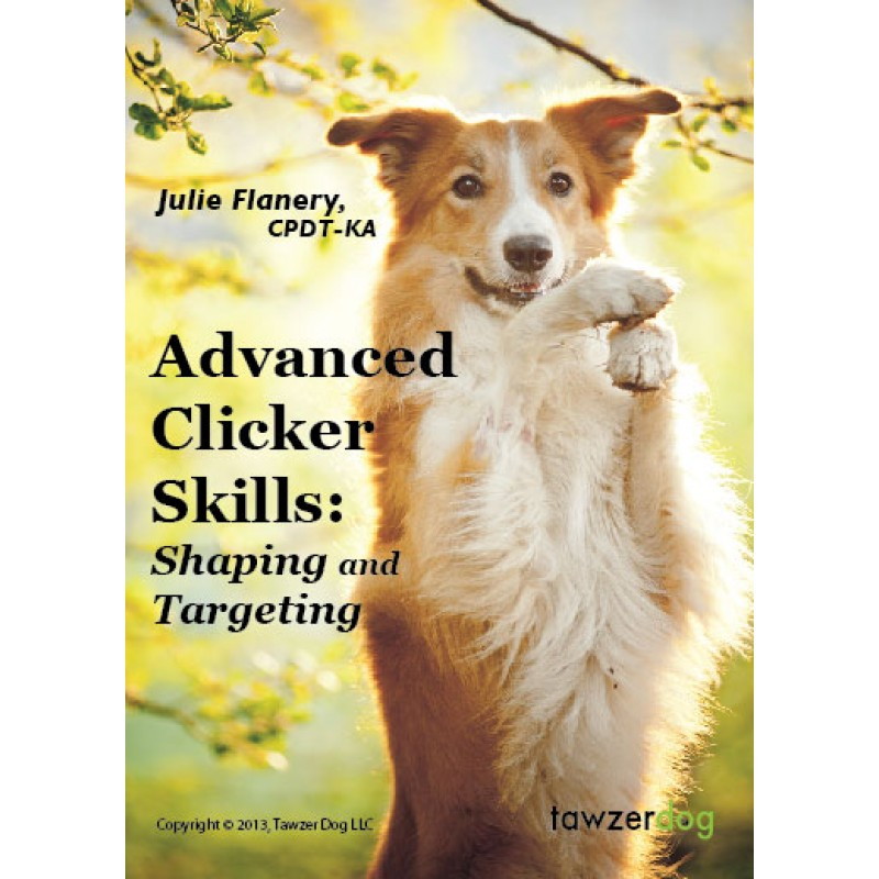 Advanced Clicker Skills: Shaping & Targeting DVD