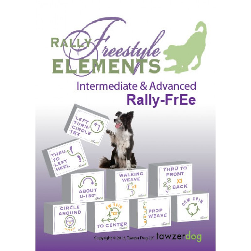 Intermediate & Advanced Rally-FrEe DVD