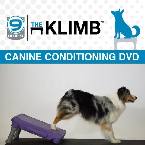 The KLIMB Canine Conditioning DVD