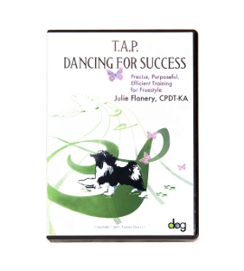 T.A.P. Dancing for Success DVD Set